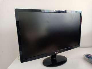 Acer S202HL Monitor 1600*900