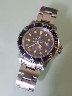Rolex Sea-Dweller 16660 MK I Dial