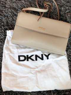 DKNY authentic clutch bag