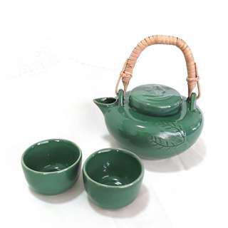 Porcelain Tea Pot Set