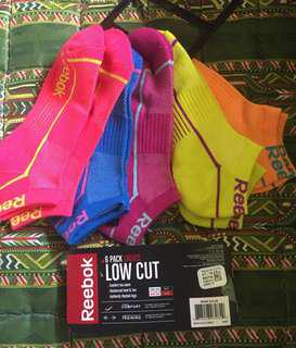 Reebok Authentic Socks