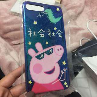PEPPA PIG IPHONE CASE