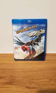 Blu-ray Spider-Man