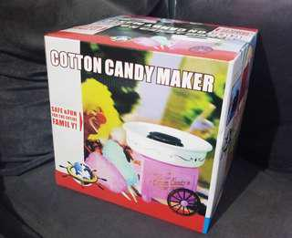 Cotton Candy Maker - Modeled after the Antique  Cotton Candy Carts