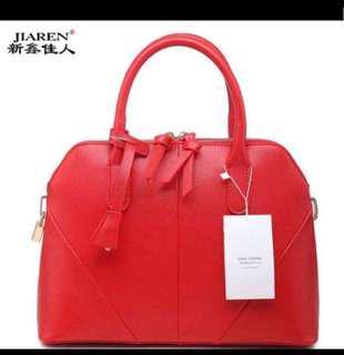 💫SALE💫ZARA 2 way clam shell handbag