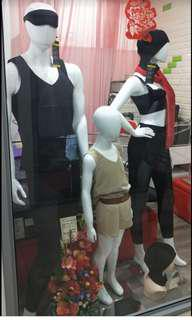 Mannequin - Family whole set for sale (Free Delivery)