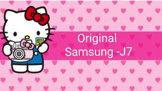 Samsung -J7 Original ( Defective )