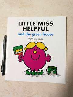 🤗Little miss helpful (big size)