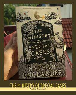 The Ministry of Special Cases (preloved)