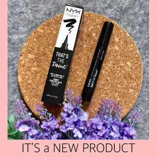 NYX That's Thats The Point Put A Wing On It Eyeliner