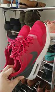 NIKE Casual shoes (red)