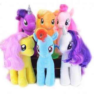 My Little Pony Soft Plush Toy Doll Kids Gift 28cm