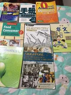 lower secondary textbooks and assessment books