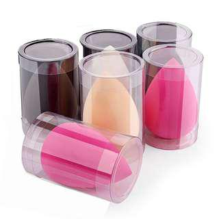 2PCS Beauty Blender Original BeautyBlender Makeup Applicator Foundation Sponge