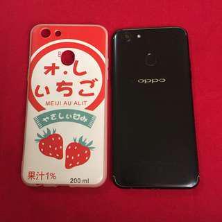 Oppo F5 Black