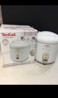 Tefal Rice Cooker (almost New)