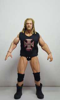 Triple H HHH Jakks Pacific 12 inch 1/6 scale 30 cm WWE WWF wrestling action figure - Not Mattel