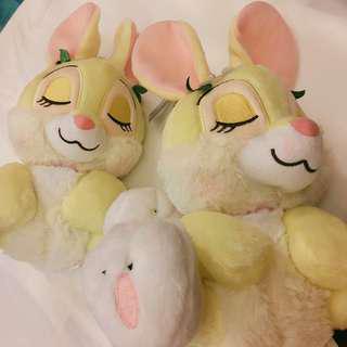 🚚 黃色小兔玩偶