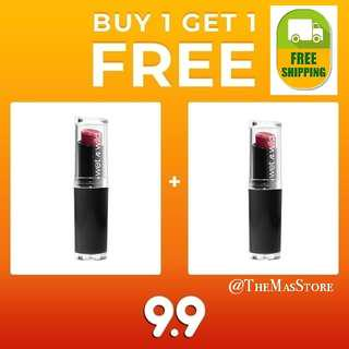 Wet n Wild Megalast Lipstick - BUY ONE GET ONE