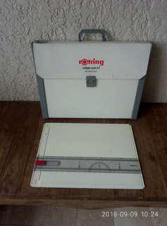 Rotring College Case A3