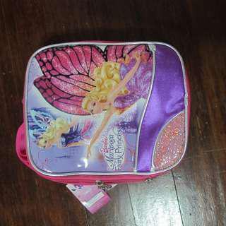 Barbie Insulated Lunch Bag Sling Bag