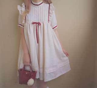 法式少女裙