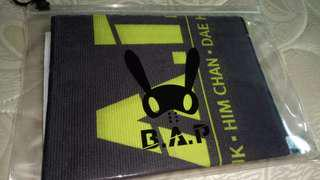 B.A.P OFFICIAL Slogan 2nd edition