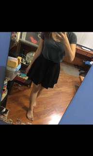 Brand New / Zara Skater Skirt