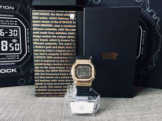 Casio G-Shock x Kolor 35th Anniversary Limited Edition Collaboration GMW-B5000 Series Watch