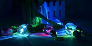 [New] Key Chain - Mini LED Light Bulb (Buy 18 & GET 2 FREE)