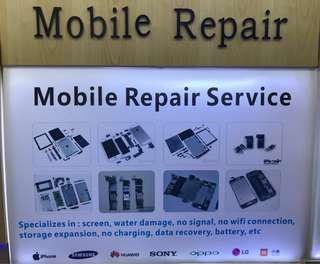 iPhone & iPad Series Repair