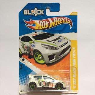 Hot wheels Ken Block 2011