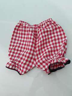 Celana Bayi Merah Putih