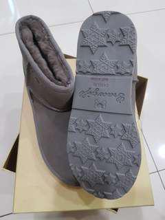 🚚 gracegift短雪靴