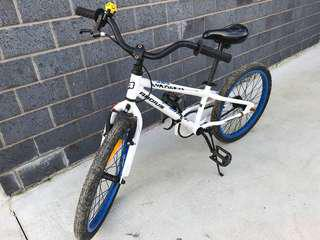 Radius Boys bmx bike