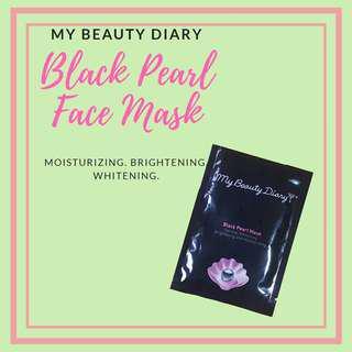 Beauty Diary Face Mask