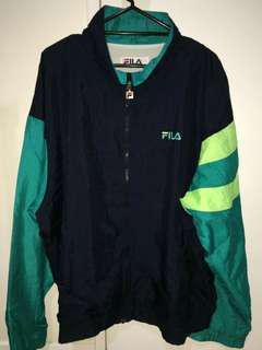 Vintage FILA Windbreaker (Free shipping nz)