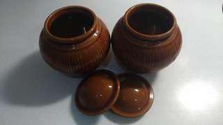 🚚 [鍋碗瓢盆]古早味調料罐一組