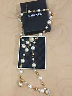 Chanel necklace mirror quality