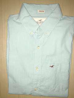 Uniqlo+Muji+ Hollister恤衫 9成新 著過幾次 清洗乾淨以燙直 (5件$750)