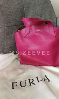 Authentic FURLA Handbag (Pink)