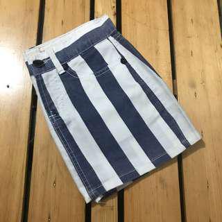 SM True Love Stripes Skirt