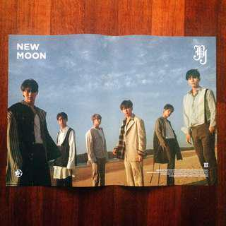(WTS) JBJ - NEW MOON POSTER