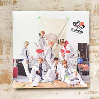 [wts] nct dream we go up unsealed album