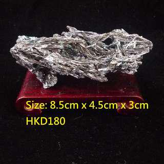 輝梯礦 Stibnite 原石