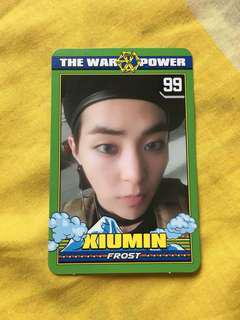 WTT/WTS EXO XIUMIN POWER PC
