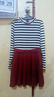 Longsleeve dress 1