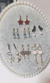 🆕️! Kr Earrings!