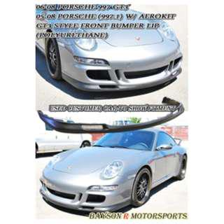 Porsche 997 911 GT3 頭唇