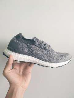 Ultra Boost Uncaged 4.0 Grey Two